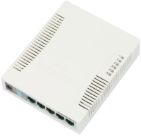 Коммутатор Mikrotik RB260GS (арт. CSS106-5G-1S)